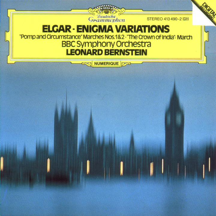 Elgar: Enigma Variations 0028941349024