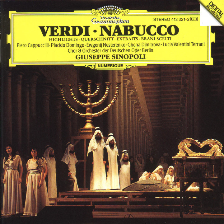 Verdi: Nabucco - Highlights 0028941332127