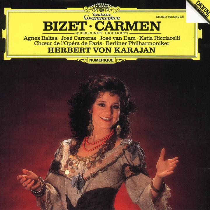 Bizet: Carmen - Highlights 0028941332220