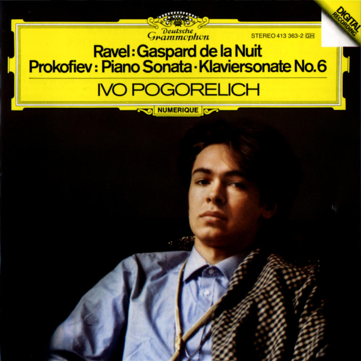 Klaviersonate Nr. 6; Gaspard de la Nuit 0028941336327