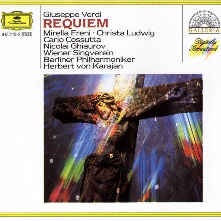 Verdi: Messa da Requiem 0028941321525