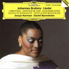 Johannes Brahms, Lieder, 00028941331120