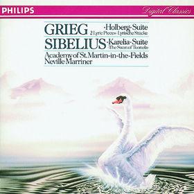 Edvard Grieg, Holberg Suite - Karelia Suite, 00028941272720
