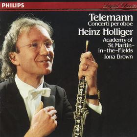 Georg Philipp Telemann, Concerti per Oboe, 00028941287922