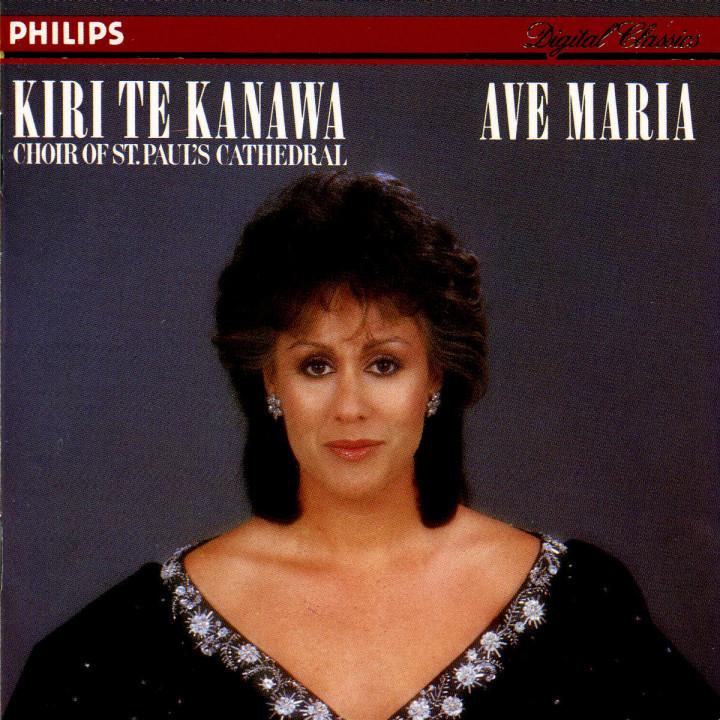Kiri Te Kanawa - Ave Maria 0028941262929