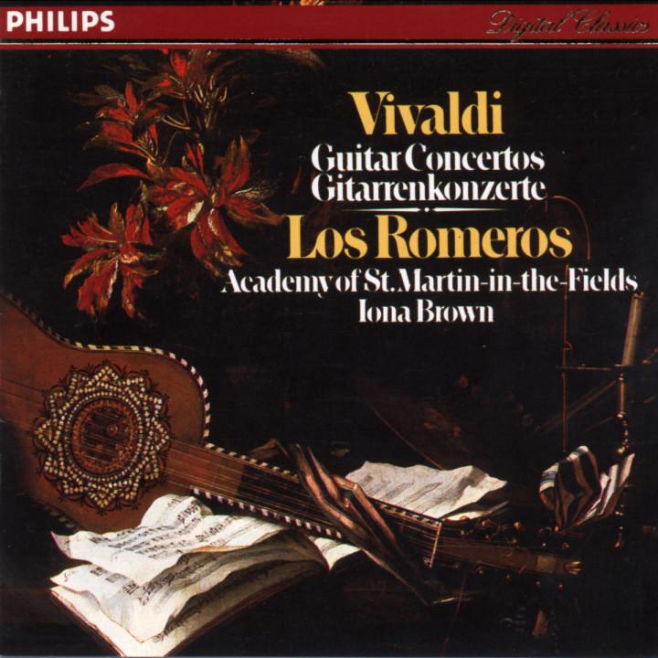 Vivaldi: Guitar Concertos 0028941262424