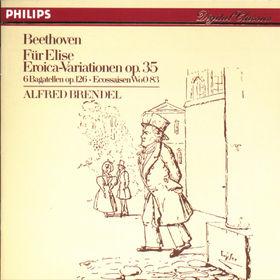 Ludwig van Beethoven, Für Elise, Eroica-Variationen op. 35, 00028941222725
