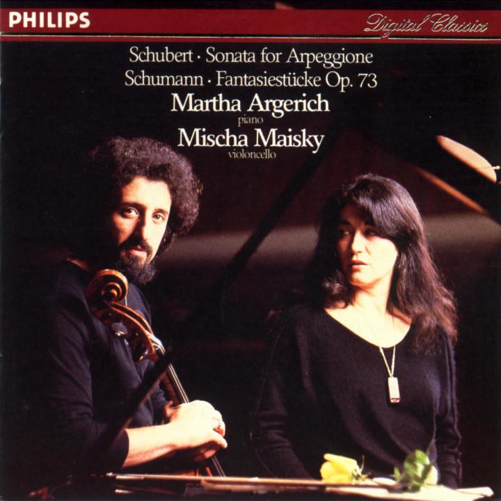 Schumann: Fantasiestücke / Schubert: Arpeggione Sonata etc. 0028941223021