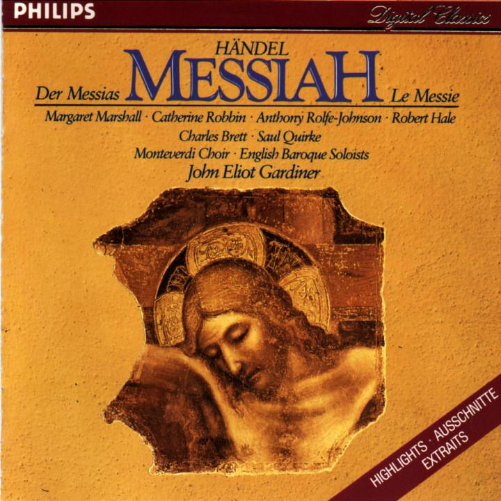 Handel: Messiah - Highlights 0028941226725