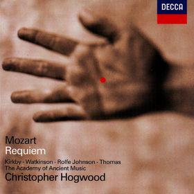 Wolfgang Amadeus Mozart, Requiem d-moll KV 626, 00028941171221