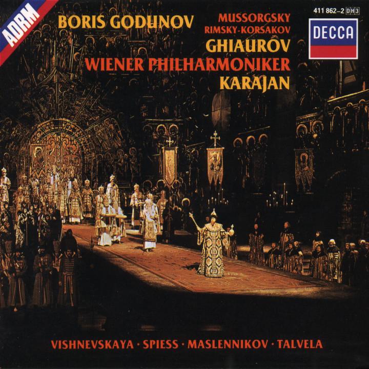 Boris Godunov 0028941186227