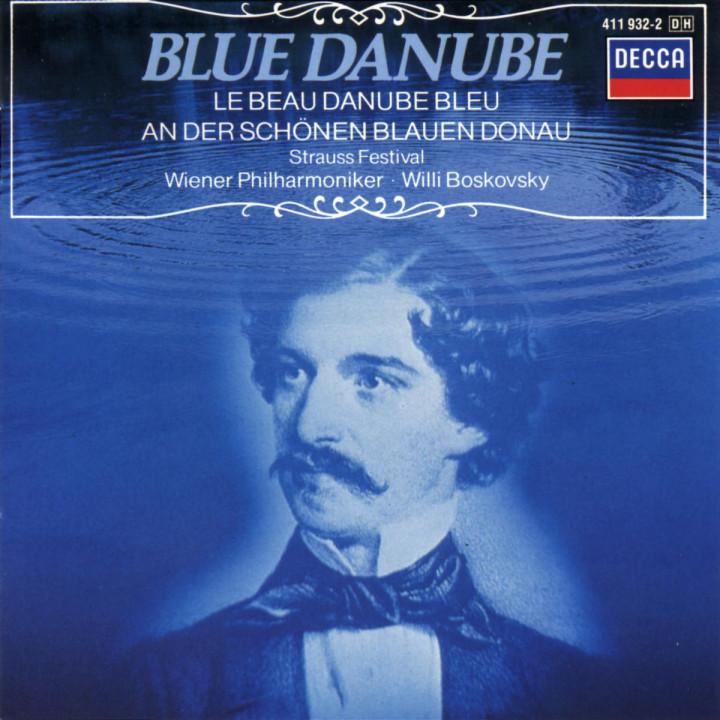 An der schönen blauen Donau 0028941193227