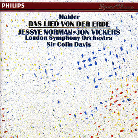 Gustav Mahler, Das Lied von der Erde, 00028941147424