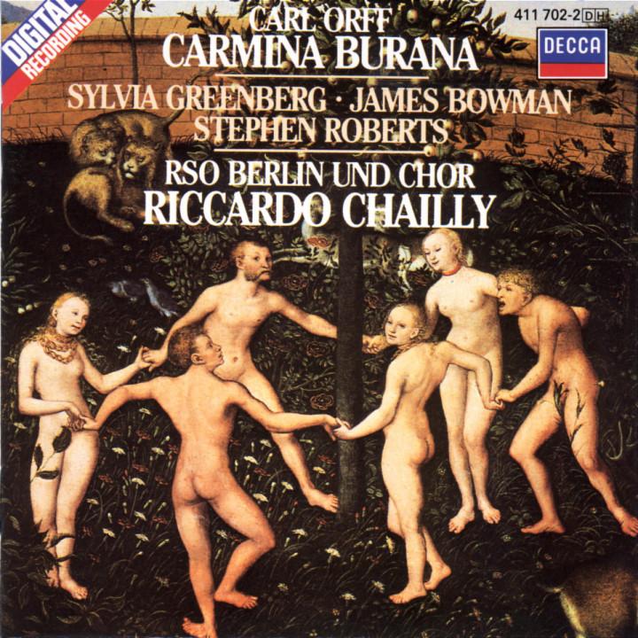 Orff: Carmina Burana 0028941170228