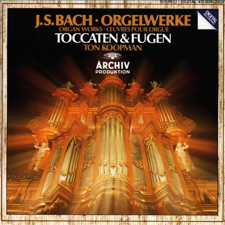 Orgelwerke BWV 538; 540; 564; 565 0028941099923