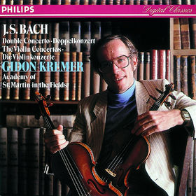 Johann Sebastian Bach, Die Violinkonzerte, 00028941110824
