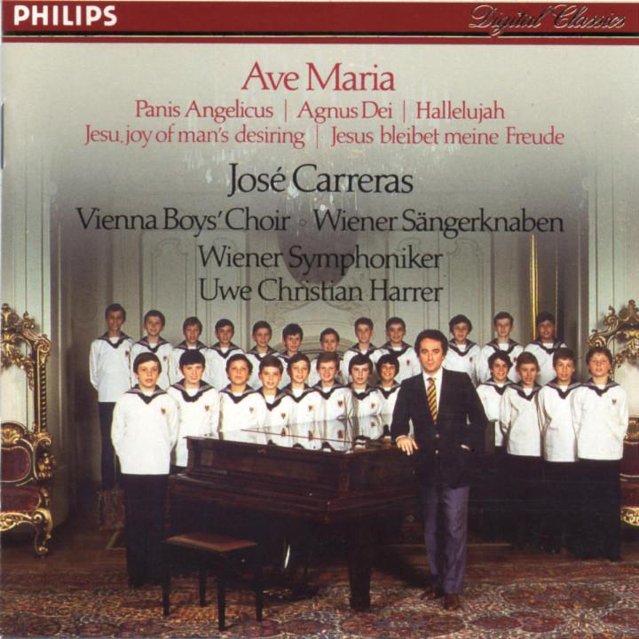 José Carreras - Ave Maria; Panis Angelicus; Agnus Die; Hallelujah; Jesus, Joy Of Man's Desiring 0028941113821
