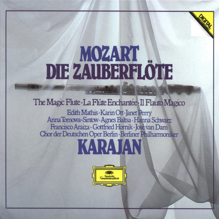 Mozart: Die Zauberflöte 0028941096724