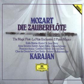 Wolfgang Amadeus Mozart, Die Zauberflöte, 00028941096722