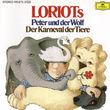 Loriot, Der Karneval der Tiere, Peter und der Wolf op. 67, 00028941087522