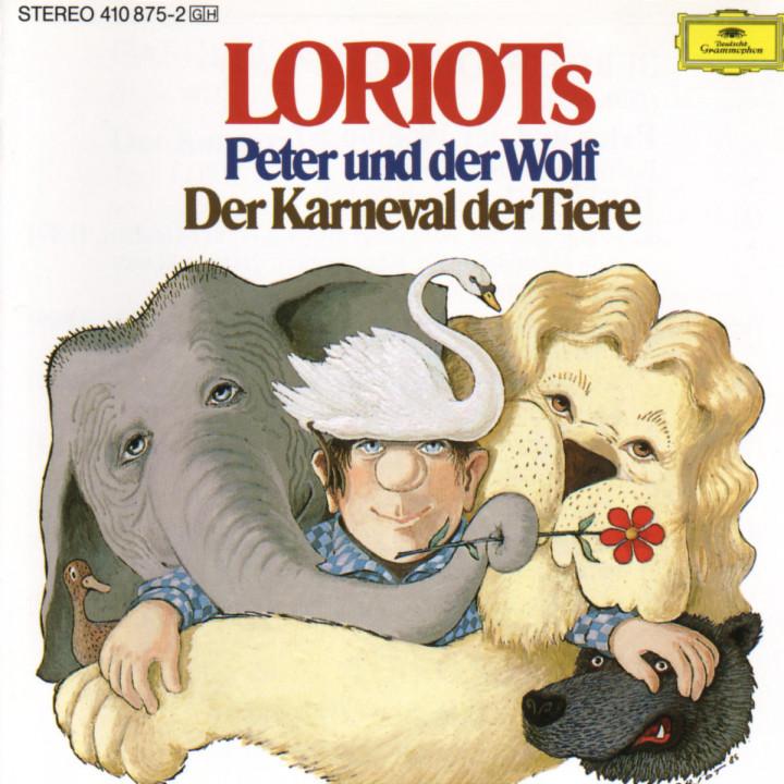 Der Karneval der Tiere; Peter und der Wolf op. 67 0028941087526