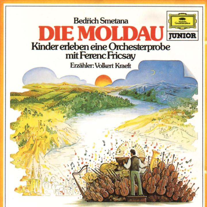 Die Moldau (Kinder Erleben Eine Orchesterprobe Mit Ferenc Fr 0028941087825
