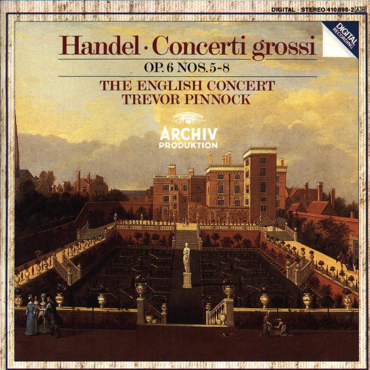 Concerti Grossi op. 6 Nr. 5-8 0028941089827