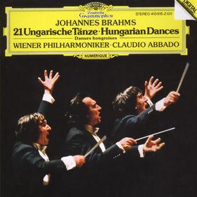 Johannes Brahms, 21 Ungarische Tänze, 00028941061522