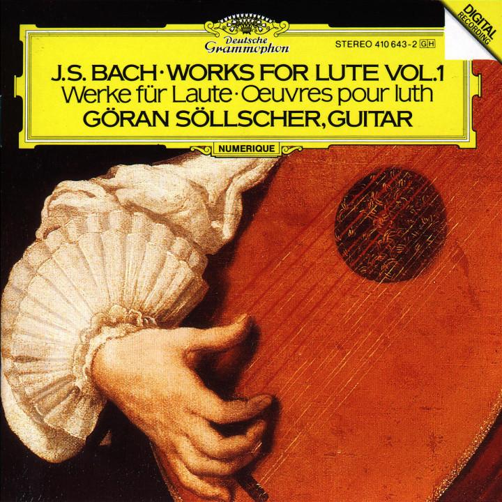 Werke für Laute (Vol. 1) 0028941064321