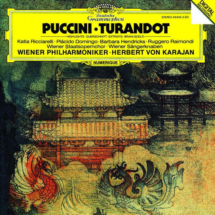 Turandot (Auszüge) 0028941064527
