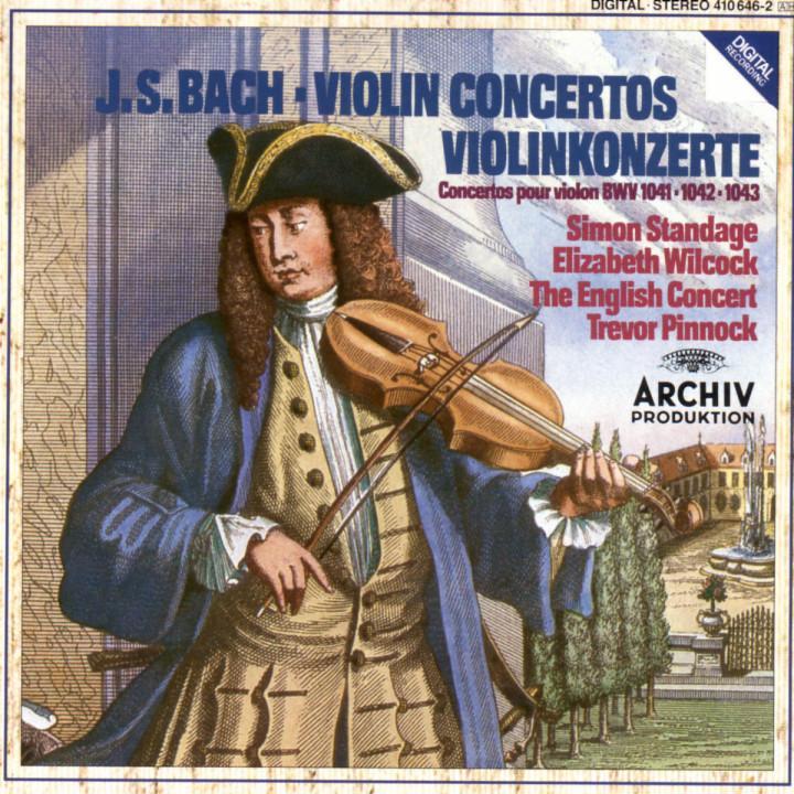 Bach, J.S.: Violin Concertos BWV 1041 & 1042; Double Concerto BWV 1043 0028941064620