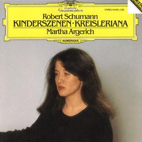 Robert Schumann, Kinderszenen op. 15 & Kreisleriana op. 16, 00028941065322