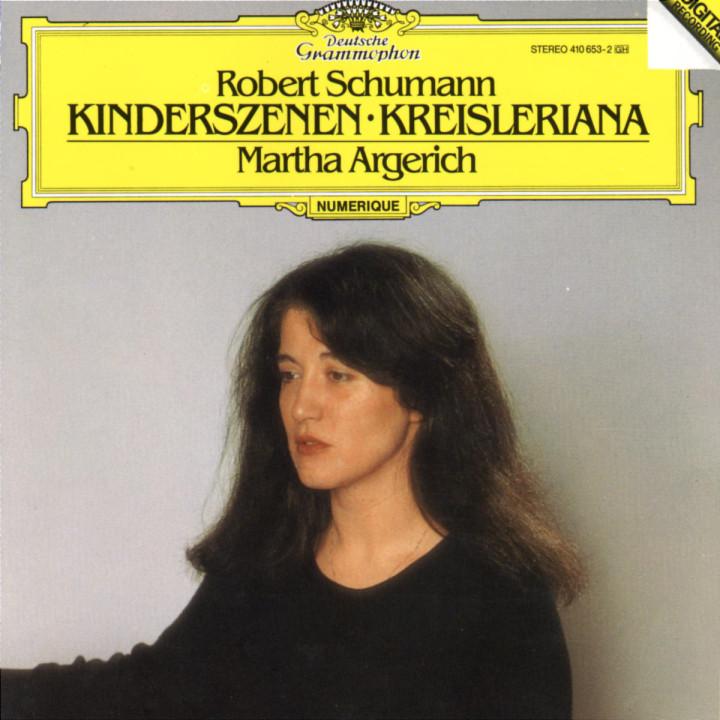 Schumann: Kinderszenen; Kreisleriana 0028941065322