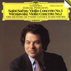 Itzhak Perlman, Violinkonzerte, 00028941052629
