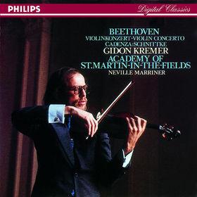 Gidon Kremer, Violinkonzert D-dur op. 61, 00028941054920