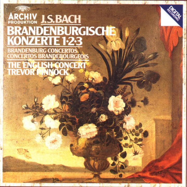 Die Brandenburgischen Konzerte Nr. 1; Nr. 2 und Nr. 3 0028941050025