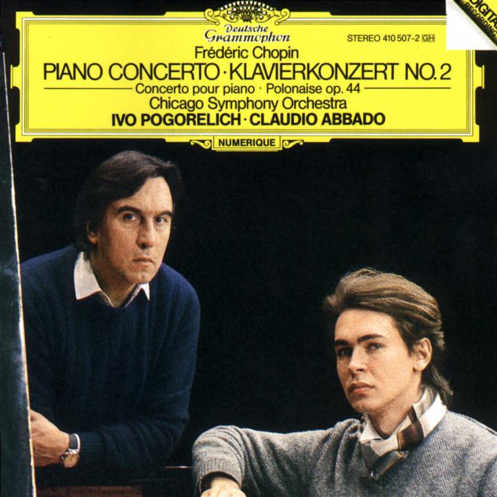 Chopin: Piano Concerto No.2; Polonaise Op.44 0028941050726