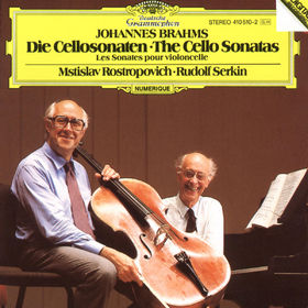 Johannes Brahms, Die Cellosonaten op. 38 und op. 99, 00028941051028