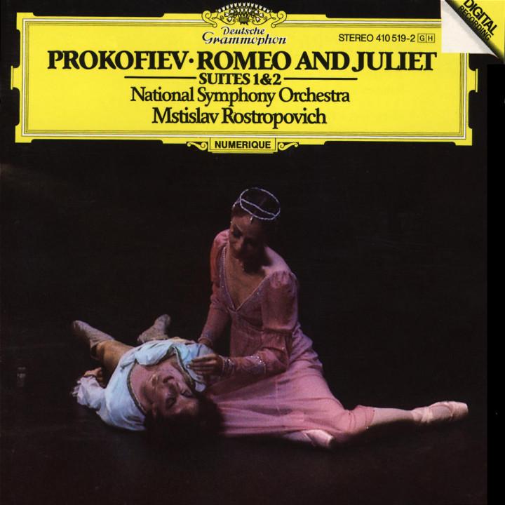 Romeo und Julia; Suiten Nr. 1 & 2 0028941051923
