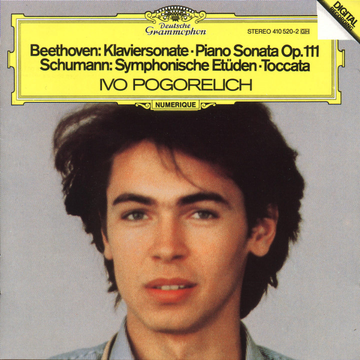 Beethoven: Piano Sonata Op.111 / Schumann: Symphonic Etudes; Toccata 0028941052027
