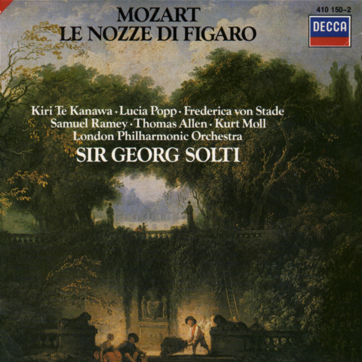 Mozart: Le Nozze di Figaro 0028941015028