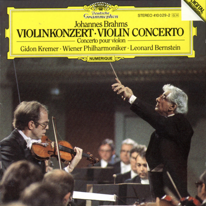 Konzert für Violine und Orchester D-dur op. 77 0028941002929