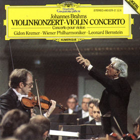 Johannes Brahms, Konzert für Violine und Orchester D-dur op. 77, 00028941002921