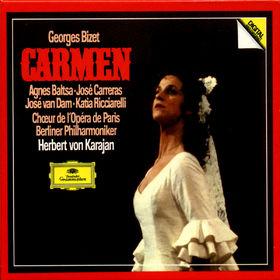 Georges Bizet, Bizet: Carmen, 00028941008824
