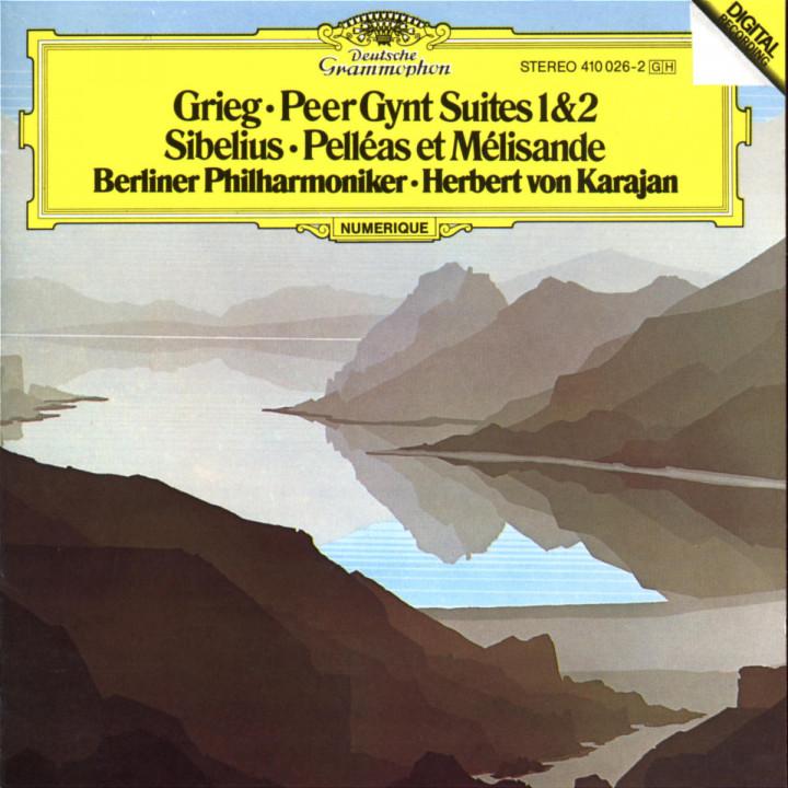 Grieg: Peer Gynt Suites / Sibelius: Pelléas et Mélisande 0028941002620