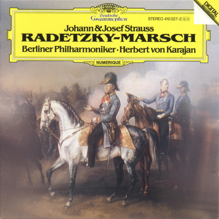 Strauss, J. I & J.II, Josef Strauss: Radetzky-Marsch 0028941002723