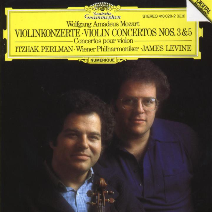 Violinkonzerte Nr. 3 G-dur & Nr. 5 A-dur 0028941002022