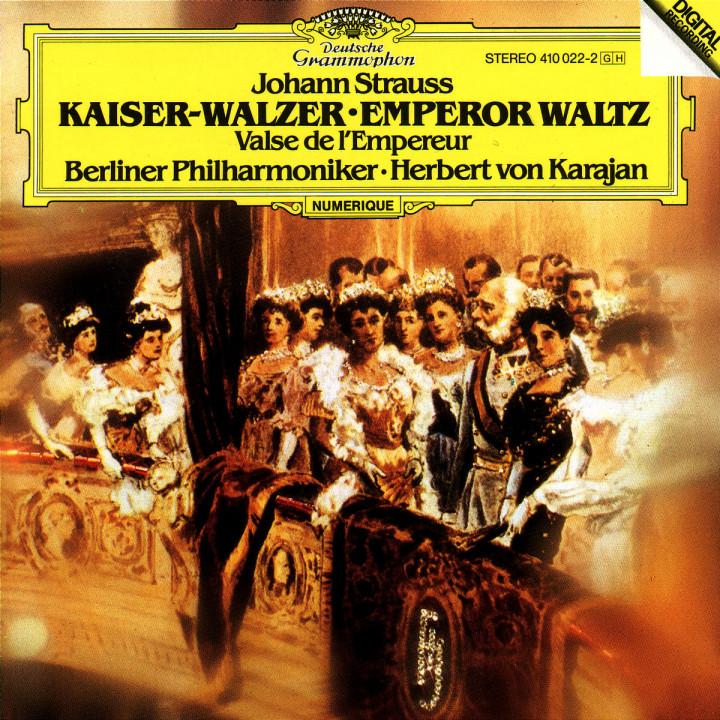 Strauss, J.: Emperor Waltz 0028941002228