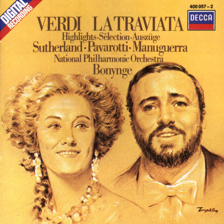 La Traviata (Auszüge) 0028940005723