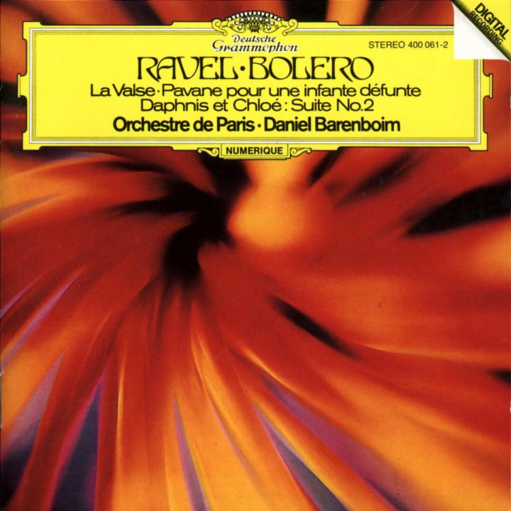 Ravel: Boléro; Pavane pour une infante défunte; Daphnis et Chloë (2e Suite) 0028940006126